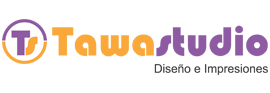 logo tawastudio